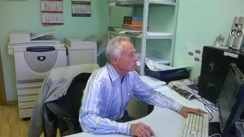 Интервью с директором типографии Антан