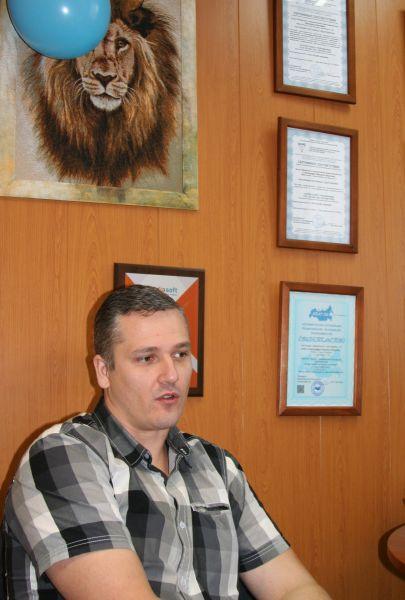 Интервью с Михаилом Фурсовым