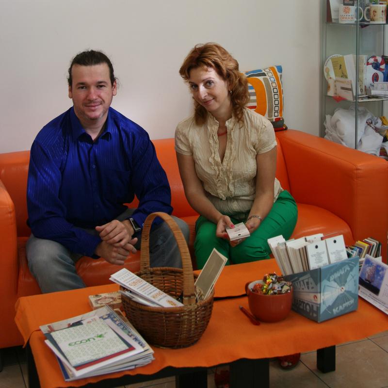 Интервью с директором типографии Оранж