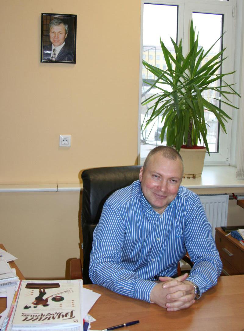 Интервью с директором типографии Роск